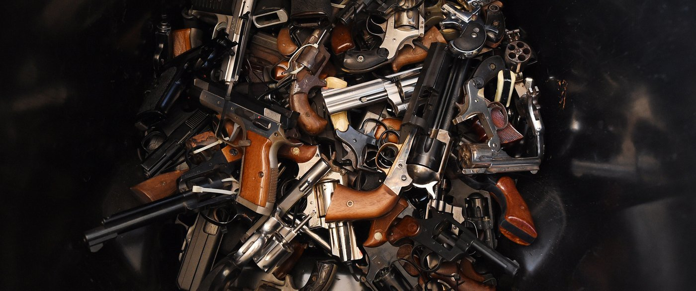 Firearm license applications