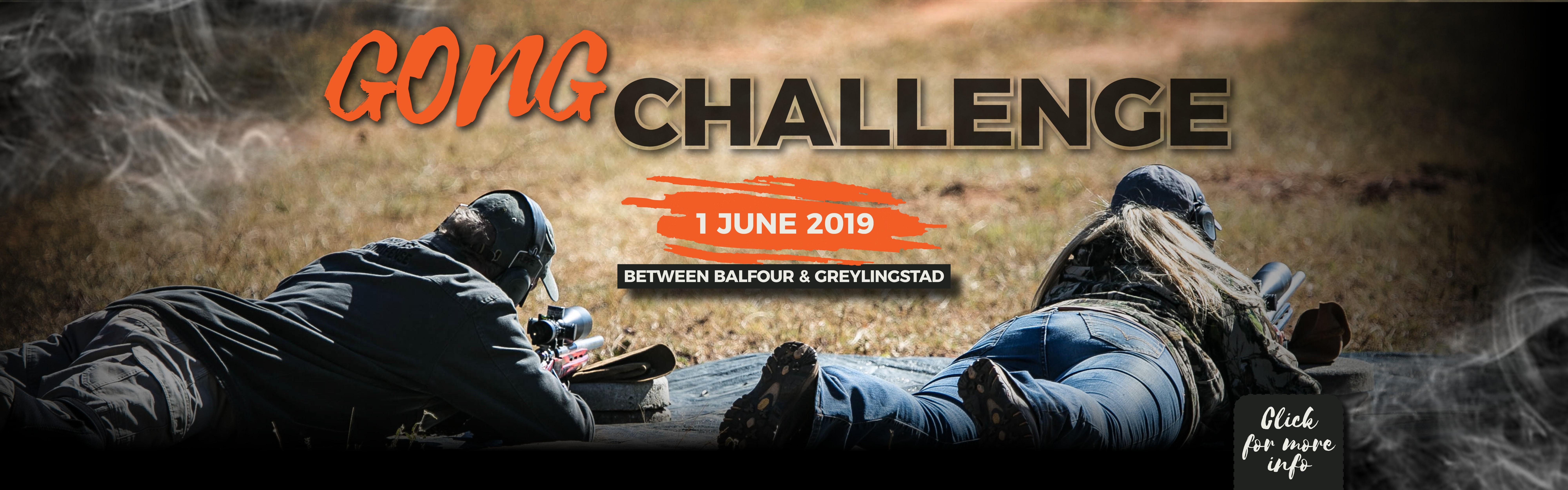 Safari Outdoor Gong Challenge 1 June