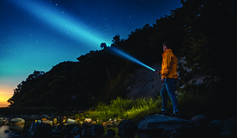 Flashlights vs Spotlights: What is the difference?